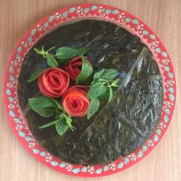 Swiss Chard Cake