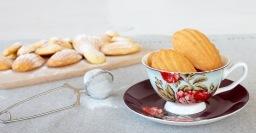 Vanilla Madelines