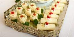 Halawet Jeben (Oriental Sweet Cheese Rolls)